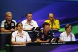 "F1 | 会見ピックアップ:質問に答えない面々、居残りで""就職活動""する人も……?"