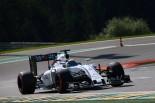 F1 | 予選Q1速報:ウイリアムズのマッサが首位、ハミルトンとアロンソらが脱落