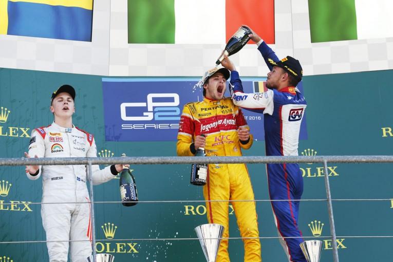 海外レース他   【順位結果】GP2第8戦ベルギー決勝レース2