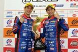 スーパーGT | 井口「チームとドライバーがノーミスで得た優勝」。山内「諦めず全力でプッシュできた」