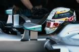 F1 | 3基のパワーユニットを確保したハミルトン、今後はアップグレードの恩恵得られず