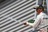 F1 | ハミルトン「ボーナスのような一戦。今後タイトル争いを有利に戦える」:メルセデス ベルギー日曜