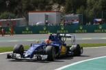 F1 | ナッセ「11位まで上がったのにパンクなんてついてない」:ザウバー ベルギー日曜