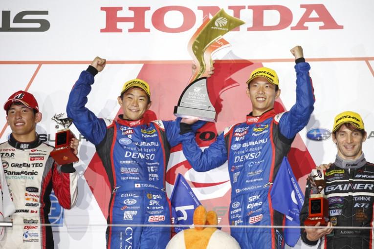 スーパーGT | SUBARU BRZ R&D SPORT スーパーGT第6戦鈴鹿 レースレポート