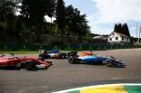 F1 | オコン「思い出に残る大混乱のデビュー戦。あと24時間だって走りたい!」:マノー ベルギー日曜