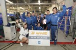 スーパーGT | スーパーGT第6戦鈴鹿1000kmの『ZF Award』はTEAM UPGARAGE with BANDOHが受賞