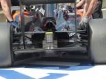 F1 | メカUPDATE:さらなる進化を続けるマクラーレンのディフューザー