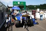 F1   ザウバー、ようやくアップデート投入もPUトラブル。フェラーリに改善を要求