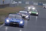 スーパーGT | ニッサンGT-R、悪天候に翻弄され表彰台を逃す