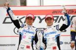 スーパーGT | ホンダ、開幕戦はRAYBRIG NSXが7台抜きで2位獲得