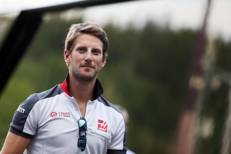 F1 | グロージャン、ハースに残留へ。チームメイトの決定を待つ