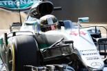 F1   「いまのPUでも勝てる」と強気のハミルトン。今後のアップグレードは気にかけず