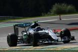 F1 | メカUPDATE:ブリスターに悩んだメルセデス、ダウンフォース重視の仕様へ