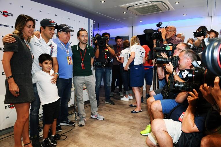 F1 | マッサ引退の背景。35歳での引退はF1ドライバーの幸せな終演