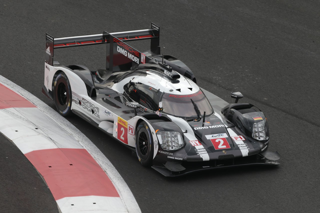 WEC第5戦メキシコ予選はアウディ8号車がポール獲得。トヨタ6号車は修復
