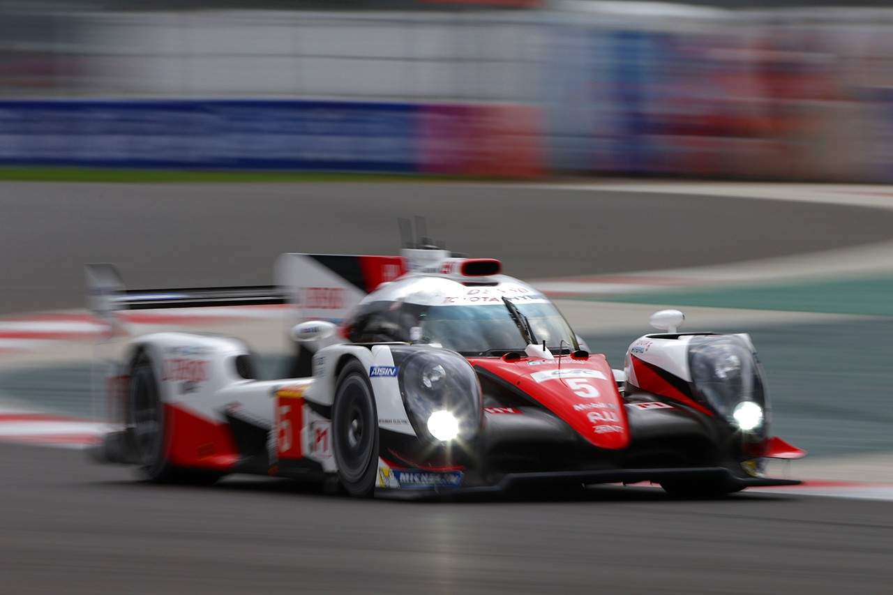 TOYOTA GAZOO Racing WEC第5戦メキシコ 予選レポート