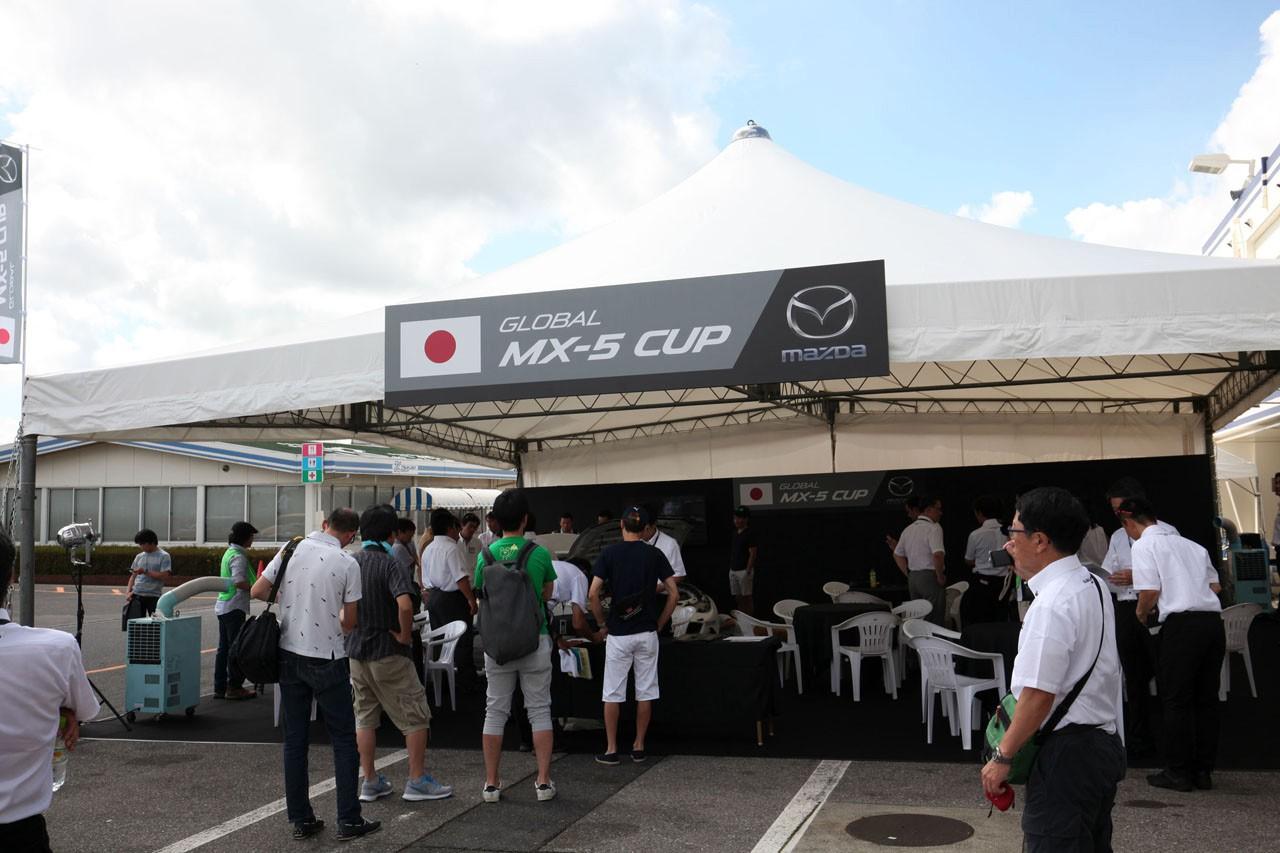 2017年からスタートの『グローバルMX-5カップ・ジャパン』に高い関心