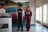 海外レース他 | 【動画】MX-5世界一を目指す大学生ドライバーの決意表明