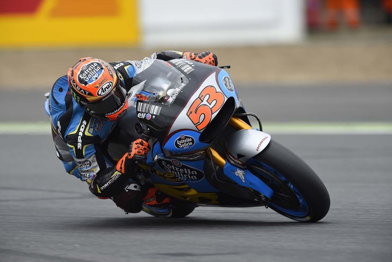 Honda MotoGP第12戦イギリスGP MotoGPクラス初日レポート