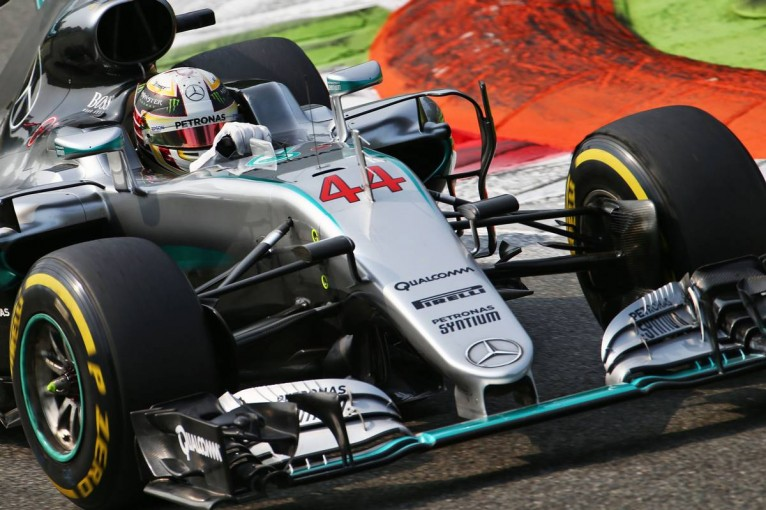 F1 | ハミルトンがチームメイトにコンマ4秒差でトップ、跳ね馬とウイリアムズが続く