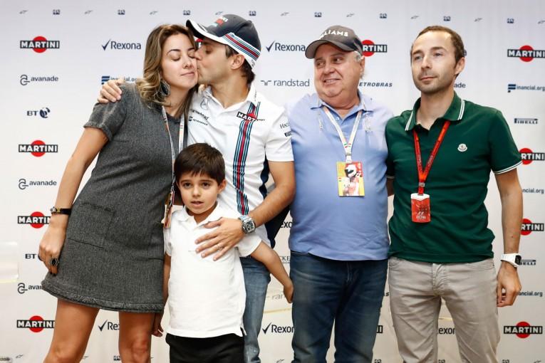 2016年F1第14戦イタリアGP フェリペ・マッサ引退会見