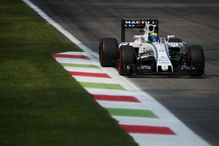 F1   予選Q2速報:メルセデス2台はソフトタイヤでワンツー。マッサQ3進出ならず