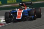 F1 | マノー「マクラーレンの1台に勝った。予想どおりの順位」:イタリア土曜