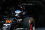 F1 | アロンソ「マノーとの戦いになるとは残念。現実に引き戻された」:マクラーレン・ホンダ イタリア土曜