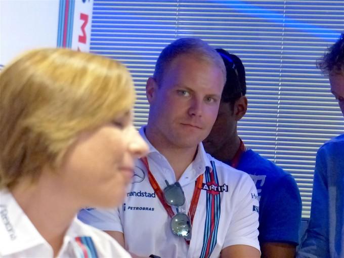 F1 | GP Topic:マッサから多くを学んだボッタス、引退会見を見守るその心境は……