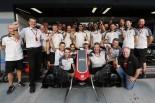 F1 | グティエレス「チーム初のQ3進出を達成。皆を誇りに思う」:ハースF1 イタリア土曜