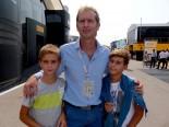 F1 | GP Topic:ワイナリー経営に息子のメカニック、F1引退後のトゥルーリの近況