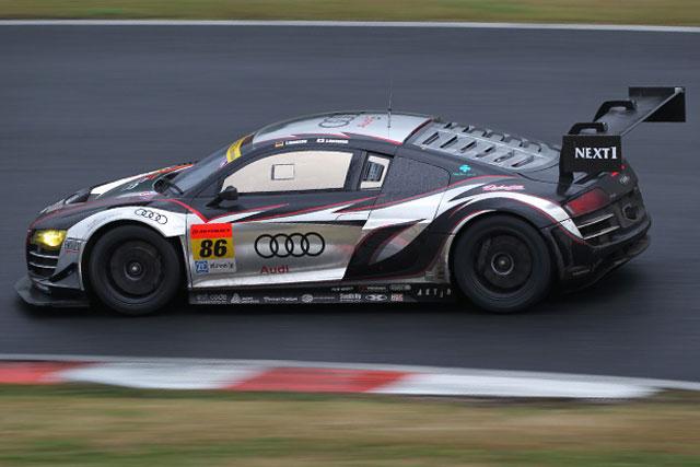 スーパーGT | アウディ86号車、富士で黒田吉隆を第3ドラ起用