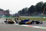 F1 | 接触のナッセ「ペナルティを受けるなんて驚いた」:ザウバー イタリア日曜