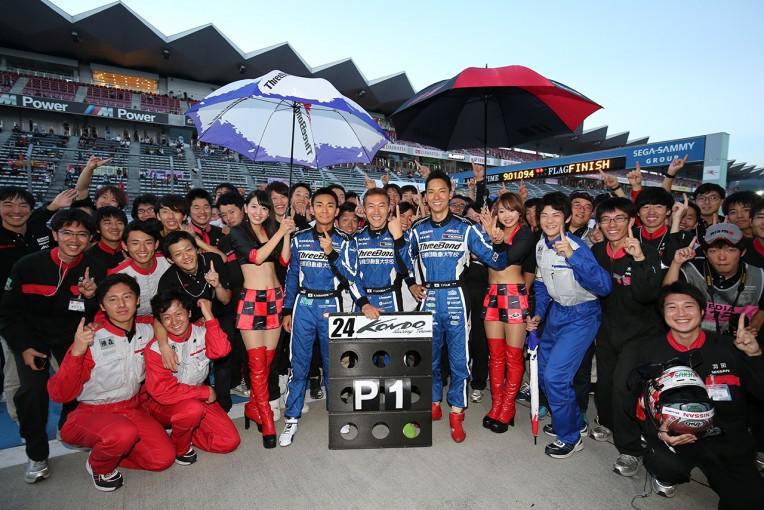 国内レース他   S耐第4戦:24号車スリーボンド日産自動車大学校GT-Rが夏の9時間耐久を圧勝