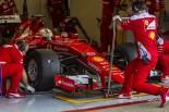 F1 | 2017年F1タイヤ開発テスト:ベッテルが新ミディアムで走りこみ