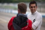 テスト最終日に最速タイムを記録したセバスチャン・ブエミ(ルノー・e.ダムス)