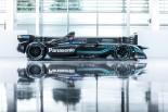 海外レース他 | FE:ジャガー、初年度のドライバー布陣発表。冠スポンサーにパナソニック