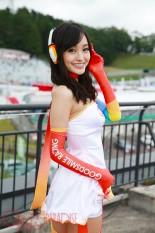 レースクイーン | 水谷望愛(2016レーシングミクサポーターズ)