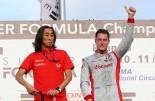 スーパーフォーミュラ | SF岡山レース1:来季F1を自ら祝福。バンドーン、5戦目でスーパーフォーミュラ初優勝