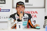 スーパーフォーミュラ | SF岡山レース2 決勝トップ3コメント:国本「本当にすべてがうまくいった」