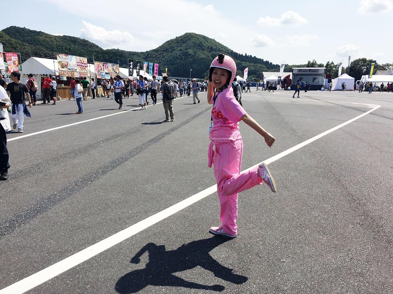 ミュラ子'16笠原美香ブログ 第5戦岡山