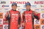 スーパーGT | 松田「チーム含め、ミスしなかったことが勝因」