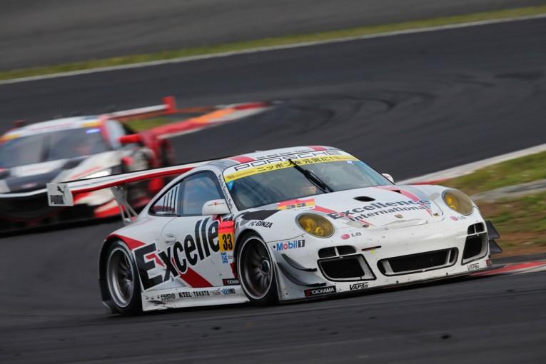 スーパーGT | Porsche Team KTR、タイヤをセーブし12位完走