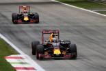 F1   レッドブル、今季は大幅アップデートなし。2017年マシン開発に集中