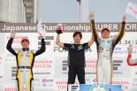 スーパーフォーミュラ | トヨタ、石浦が悲願のトップフォーミュラ初勝利