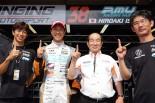 スーパーフォーミュラ | トヨタ、SF第4戦もてぎ予選は石浦が2度目のPP獲得