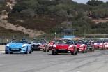 海外レース他 | 【動画】MX-5世界一を目指せ。ラグナセカでのグローバルMX-5カップの様子