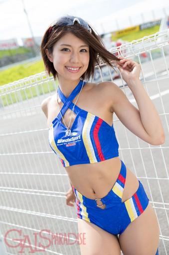 レースクイーン | 藤木由貴(WedsSport Racing Gals)