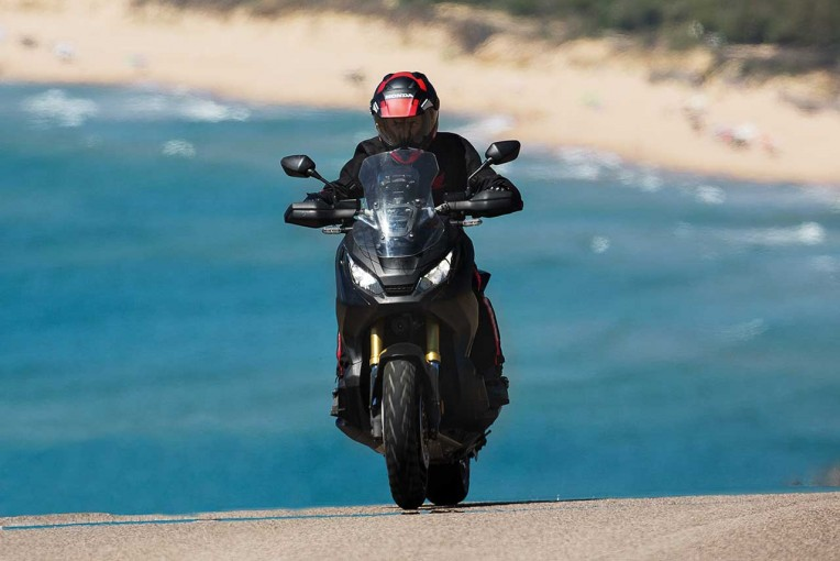 MotoGP   ホンダ、新型二輪車『X-ADV』を量産決定。詳細は11月のミラノショーにて