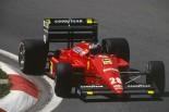 F1 | アレジの息子が鈴鹿ファン感で『フェラーリF187』をドライブ。ハッキネン出演イベントの詳細も